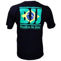 Camiseta Brazilian Jiu Jitsu - Kaluapa
