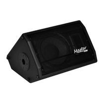 Caixa Monitor Retorno Ativa Master M10 100 160w Falante 10