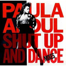 Paula Abdul - Shut Up And Dance - Lp Vinil
