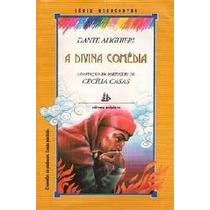 Livro A Divina Comédia Adaptação De Cecília Casas Editora Sc
