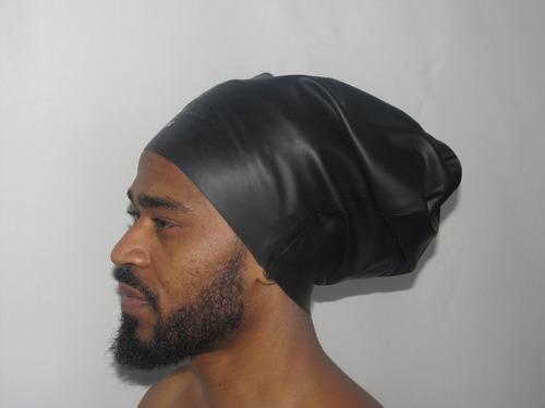 Touca Afro De Natação E Banho - Daminhacor Dreadlock Longo 86644473261