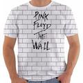 Camiseta Pink Floyd The Wall Original