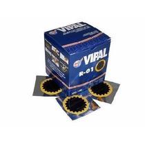 Remendo R01 Vipal P/ Camara De Ar 40mm C/100 Unidades