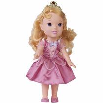 03 Bonecas Primeira Princesa Aurora,branca De Neve,cinderela