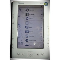 Ebook Roadstar Rs-701eb Livro Digital 7 Polegadas