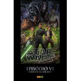 Star Wars - Episódio Vi - O Retorno De Jedi - Capa Dura