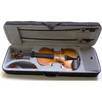 Estojo Case Retangular Para Violino 4/4 A0014