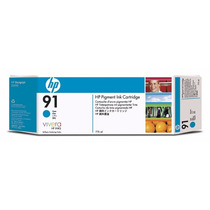C9467a Cartucho Hp 91 Cyan Original Pack C/3