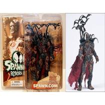 Spawn Reborn Curse Of The Spawn 2 Mc Farlane Boneco Novo