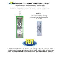 Controle Astar 2000 Controle Para Receptor Dspara Dvd Rec