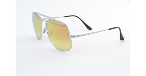 7e42f0436e835 Óculos De Sol Ray Ban Rb3561 003 7o Metal Unissex