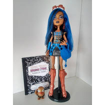 Boneca Monster High Robecca Wave 1 Barata! 37