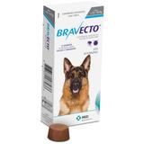 Bravecto Comprimido Para Cães De 20 A 40kg - V.02/20