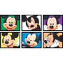 627523 MLB28066184826 082018 I Quarto infantil masculino: tema Mickey e sua turma