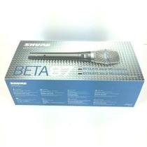 Microfone Shure Beta 87a Com Fio Original Com Promoção
