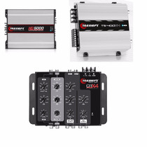Kit Taramps Modulo Ts400 T400 + Hd 5000w Rms Digital + Crx4