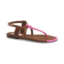 Aeropostale Sandals Womens Neon Gladiador