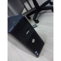 Kit Cpu Dell Gx620 Monitor Lcd Samsung + Mesa + Cadeira