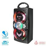 Caixa Som Portátil Bluetooth Mp3 Usb Microfone Potente E74