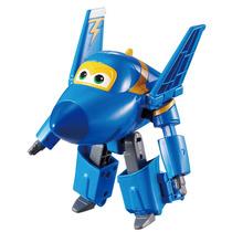 Avião Super Wings Jeronme - Transforma Super Wings Em Avião