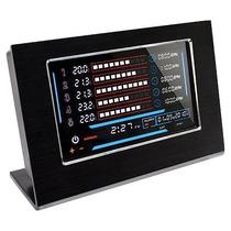 Controlador De Cooler Sentry Lxe - Acc-nt-sen-lxe-ts Nzxt