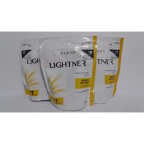 Pó Descolorante Lightner Germen De Trigo 300g (kit Com 3)