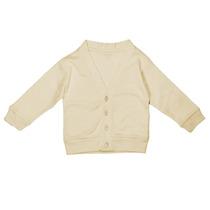 Blusa Casaco Para Bebê Infantil Básico Ice Gôg Basic 4babies