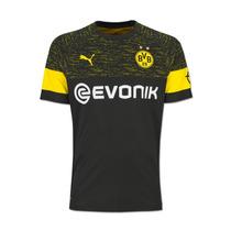 Camisas de Futebol Camisas de Times Times Alemães Masculina Borussia ... eaa712f6ef3f0