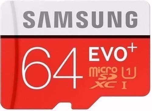Cartão Samsung Micro Sdxc Evo 64gb Classe 10 80mb/s Sd Sdhc