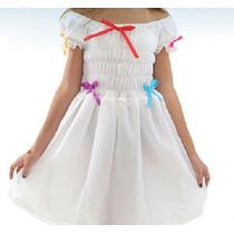 Busca Vestido Junino Infantil Com Os Melhores Preços Do Brasil