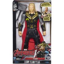 Boneco Thor Avengers Titan Hero Tech Hasbro