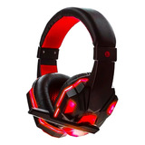 Headset Gamer Fone Pc Pro Celular Ps4 Xbox Led Microfone