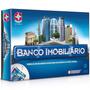 Jogo De Tabuleiro Banco Imobiliário Grande Original Estrela