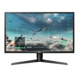 Monitor 27 Lg Gamer Gk750f-b Freesync Hdmi Usb Displaypor