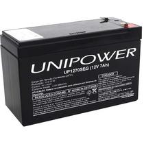 Bateria Selada Para Alarmes E Cerca Eletrica Nobreak 12v 7a