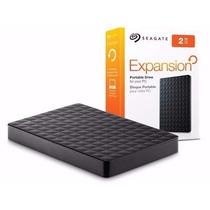 Hd Externo Portatil Seagate 2tb 2,5 Expansion