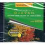 Cd Homenagem A Djavan Vol 2 O Piano De Luiz Avellar - Raro