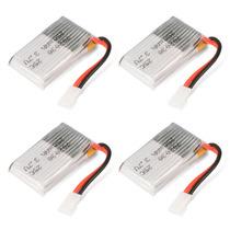 4in1 Usb Charger4x 3.7v 250mah Lipo Bateria Para Syma X4/x11
