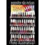 Kit Com 100 Esmaltes Novo Toque Diferentes + Brinde Surpresa