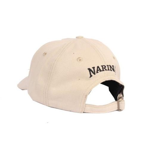 Boné Dad Hat Narina Aba Curva Bege Original. Preço  R  69 9 Veja  MercadoLibre 6818c080356