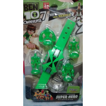 Relógio Ben 10 Omniverse The Ultimate