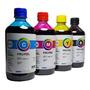 Tinta Ep Corante Inktec Profeel Para Impressoras Com Bulkink Original