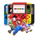 Vídeo Game Portátil Mini 400 Games Clássico Super Mario Kart