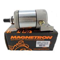 Motor De Partida/ Arranque Cbx 250/ Tornado 250 Magnetron