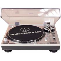Toca Disco Audio-technica At-lp120 Usb É Na )g Y Iluminaçã(