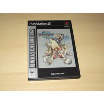 Ps2 - Kingdom Hearts Final Mix