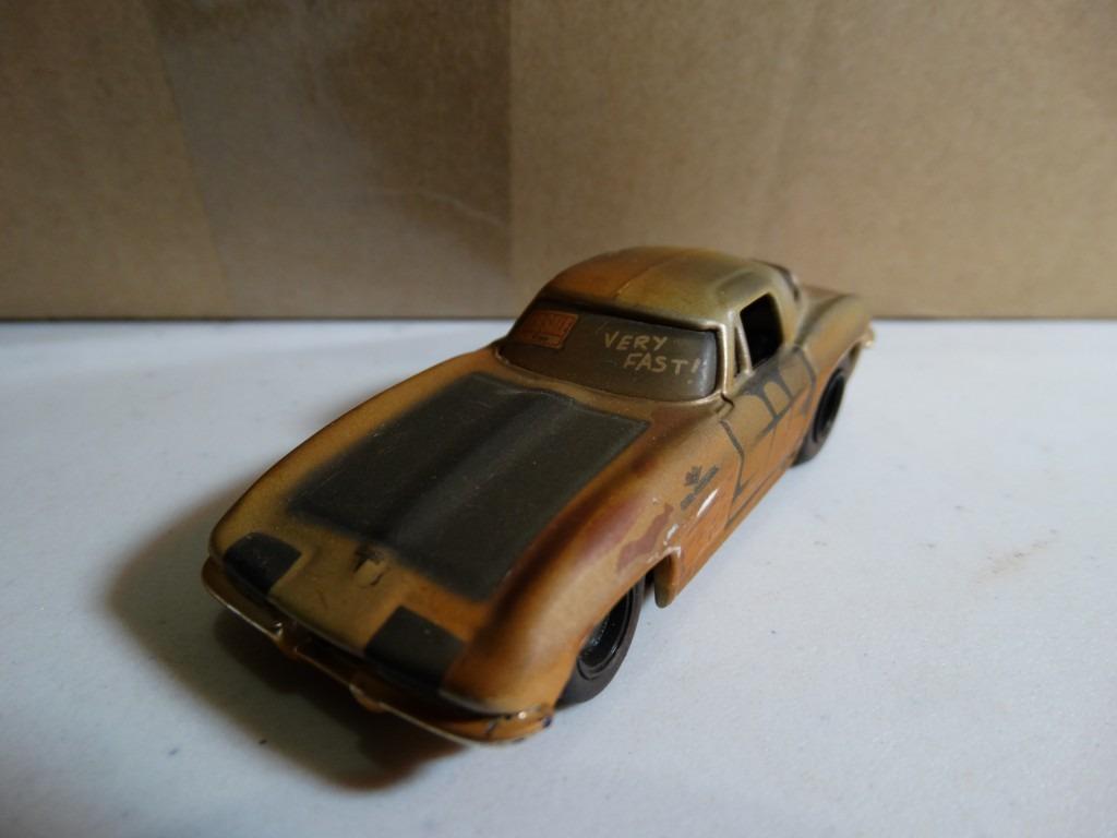 Bank repo corvette autos post for 1963 split window corvette ebay
