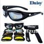 Óculos 4 Lentes Esportes Radicais - Moto,voo Livre, Ciclismo