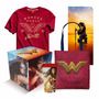 Gift Box Mulher-maravilha Dc Comics Wonder Woman