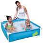 Piscina Frame Pool Estruturada 409l 1,22m X 1,22m X 30,5cm
